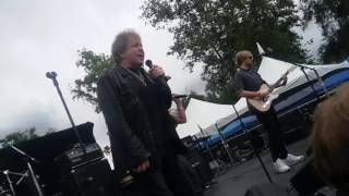 "EDDIE MONEY - LIVE 05/07/2017 ""Baby Hold on to me"" Ride for Ronnie James DIO Foundation"