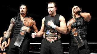 WWE The Shield Custom Return Titantron And Theme Song 2016