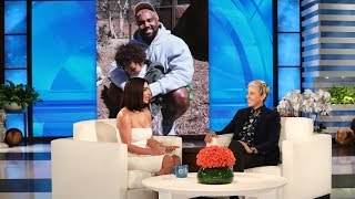 Kanye West Played 'Connect 4' During His Daughter's Delivery