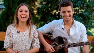 Trem-Bala - Ana Vilela (Cover por Mariana e Mateus)