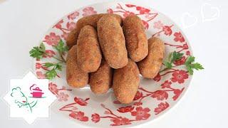 Croquete de Carne Moída (FÁCIL E BARATO) #147