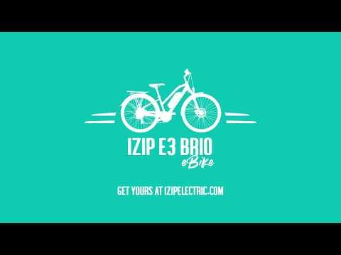 2019 IZIP E3 Brio (Modern Day Speedster) eBike