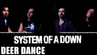 DrumTracksTv - System of a down - Deer Dance - SOAD - Guitar / Bass Backing Track - Drums only