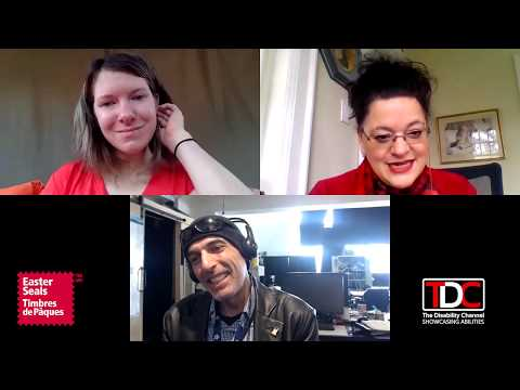 , TDC – TDC interviews Easter Seals Canada showcasing Disability National Accessibility Awareness Week, Wheelchair Accessible Homes