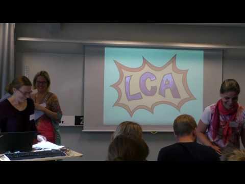 Emma Rex och Britta Florén - LCA intro