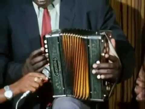 Ugandan Dictator Idi Amin Plays the Accordion
