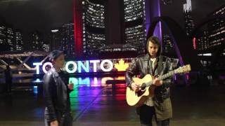 TORONTO newest band covered  NOTHING WITHOUT U/WEEKND/Nicky and Paul