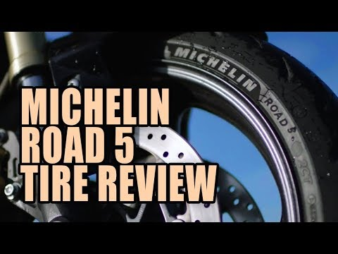 Michelin Road 5 Tire Review
