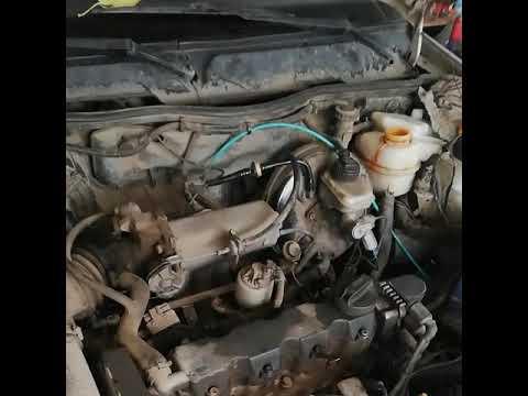 Замена помпы BMW 1 своими руками  Чиню сам! Ремонт авто