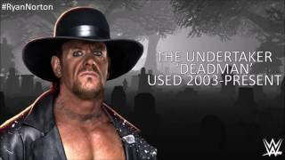 WWE - The Undertaker 'Deadman' Theme Song