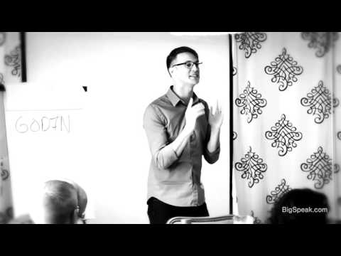 Ryan Avery - Your Next Keynote Speaker