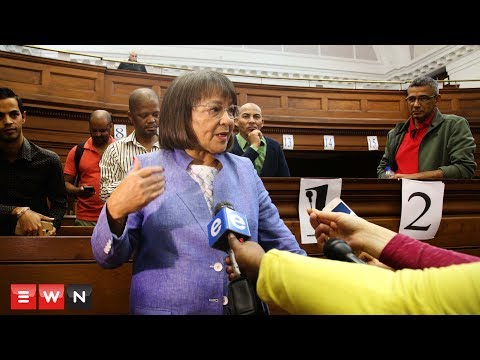 Patricia de Lille to return as Cape Town Mayor