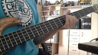 Horkyze slize - A ja sprosta (bass cover)
