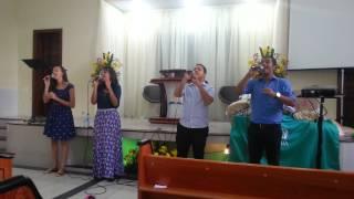 Quarteto Opus - Nossa Oração (Vocal Livre)