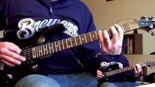 Volbeat - Radio Girl Guitar Cover