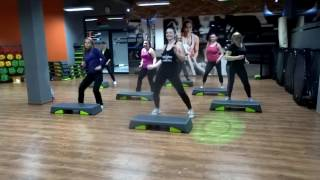 Zumba Step Shaggy - Only Love