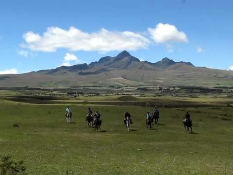 Rideandes, Pasachoa. Ecuador 2011.AVI