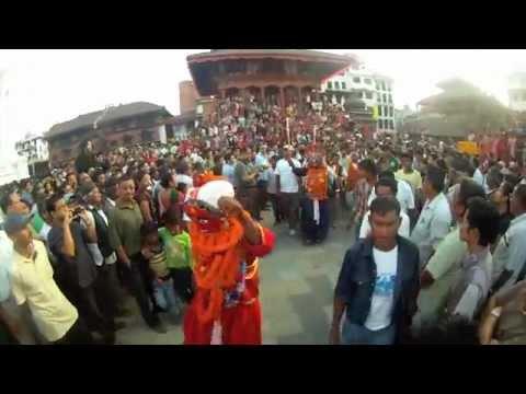 Kathmandu, day 1