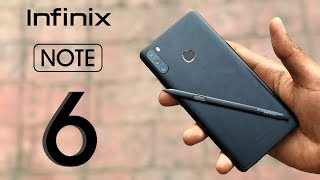 Infinix Note 6 Price In Kenya, Full Specs - August 9, 2019 - LURAM