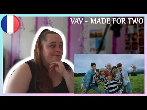 StoryBoard 0 de la vidéo VAV ~ MADE FOR TWO | J'EN RESTE PERPLEXE | REACTION FR