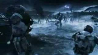 Through The Fire And Flames Halo Music Video