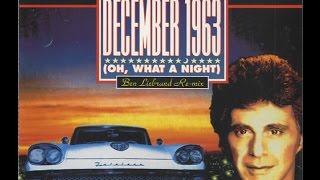 December 1963 - The Four Seasons (1080P) (HQ)