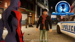 Marvel's Spider-Man 2018 - Tick Tock Side Mission Walkthrough (Student Locations)