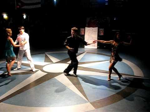 Salsa Amistad-2011. Instructors.