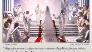 A noiva é a igreja e o noivo é Jesus