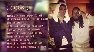 Alkaine Ft  Mavado - Farewell Lyrics july 2016 song