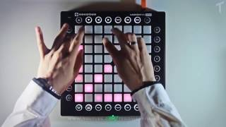 The Chainsmokers & Coldplay   Something Just Like This Beau Collins Remix   Launchpad Cover Remix