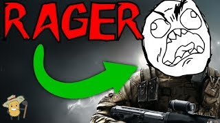 RAGERS IN RAINBOW SIX SIEGE