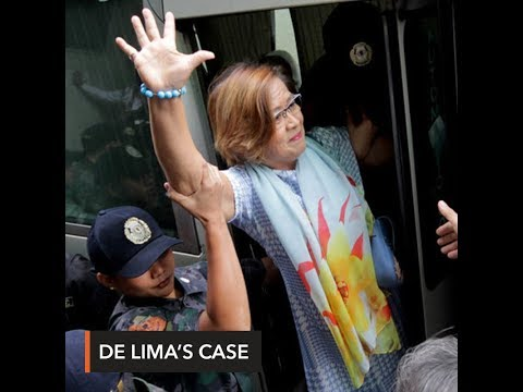 3 U.N. special rapporteurs to probe violations vs De Lima