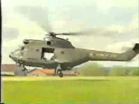 Rakaman tak sengaja helikopter terhempas