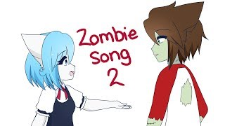 Someday | ZOMBIES Song (Wolfychu & SweetoTOONS sing ♪) [Animatic]