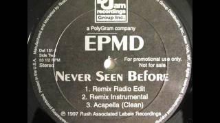 EPMD - Never Seen Before (Remix Instrumental)