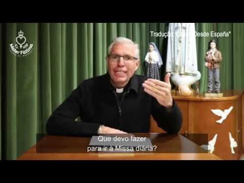Padre Hector Ramírez: Causas e Remédios Contra os Tempos de Escuridão