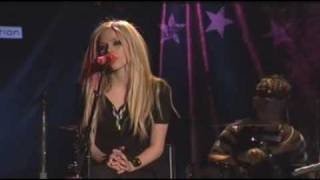 Hot acoustic - Avril Lavigne