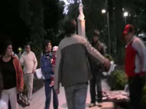 Viaje por Sudamerica di Giacomo Sanesi. Tucuman (ARG). 00751 – plaza independencia