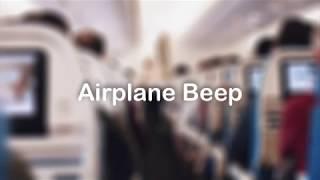 Airplane Beep - Sound Effect