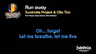 """Sunstroke Project & Olia Tira - """"Run Away"""" (Moldova)"""