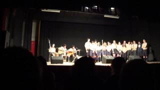 ESPIRITO ESCUTISTA - Pioneiros do Agrup.572 Mindelo - Concerto Escutista 2013