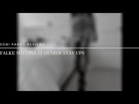 FALKE Shelina 12 Denier Stay Ups