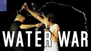 Liam vs Louis | WATER WAR