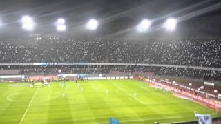 "Napoli-Juventus - Stadio San Paolo canta ""Napule è"" - BRIVIDI! - HD"
