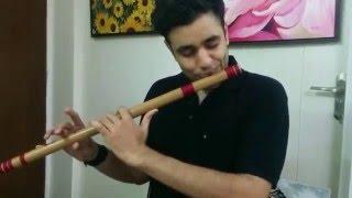 Soch na sake (Airlift) - flute cover by Mihir Vaidya