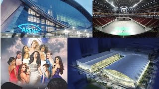 Miss Universe 2017 - OFFICIAL VENUE - TOUR VIDEO - Mall of Asia Arena, Philippines