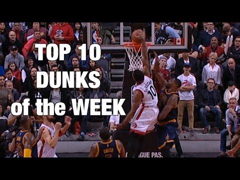 Top 10 NBA Dunks: Oct. 25-Oct. 29