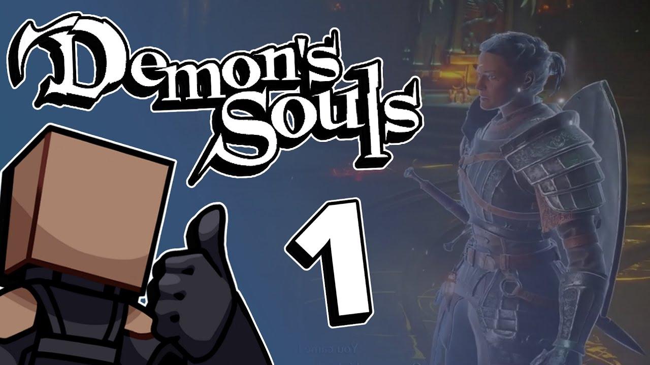 Snake Plays - Snake Plays: Demon's Souls (PS5) pt. 1