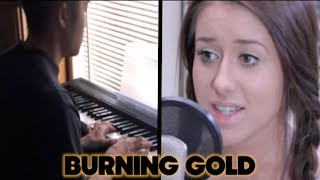 Burning Gold (Christina Perri) | Georgia Merry and Rob Tando Cover